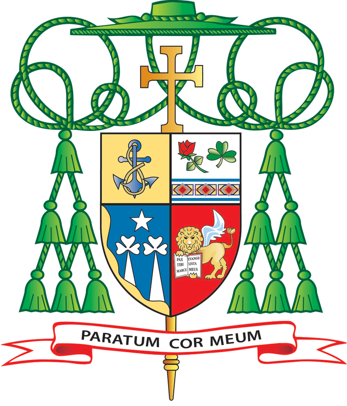 Bishops Coat Of Arms Diocese Of El Paso